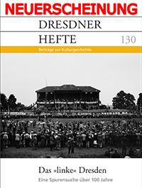 "Cover ""Dresdner Hefte"""