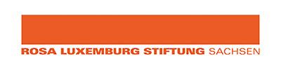 Logo Rosa-Luxemburg-Stiftung Sachsen