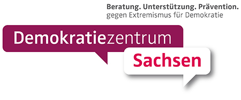 Logo Demokratizentrum Sachsen