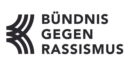 Logo Bündnis Gegen Rassismus