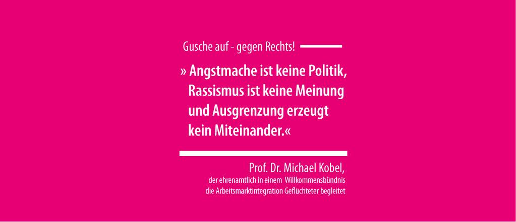 Statement Michael Kobel