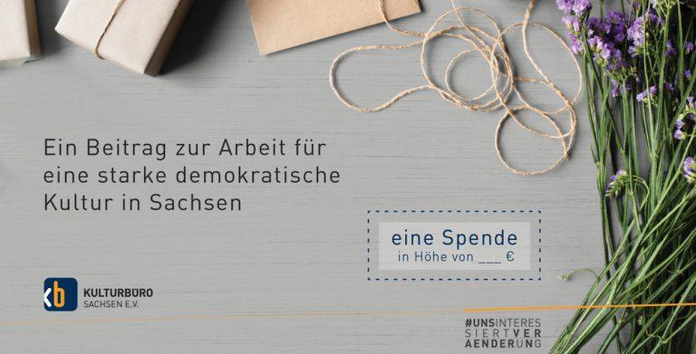 Spende als Geschenk - Motiv 1