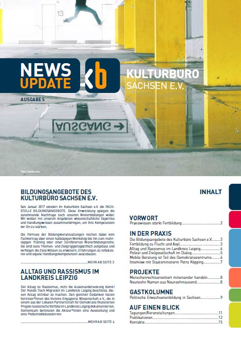 Cover Newsupdate 05