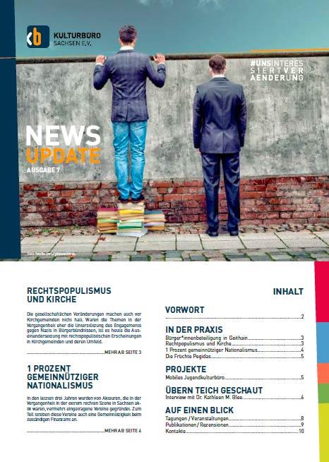 Cover Newsupdate 07