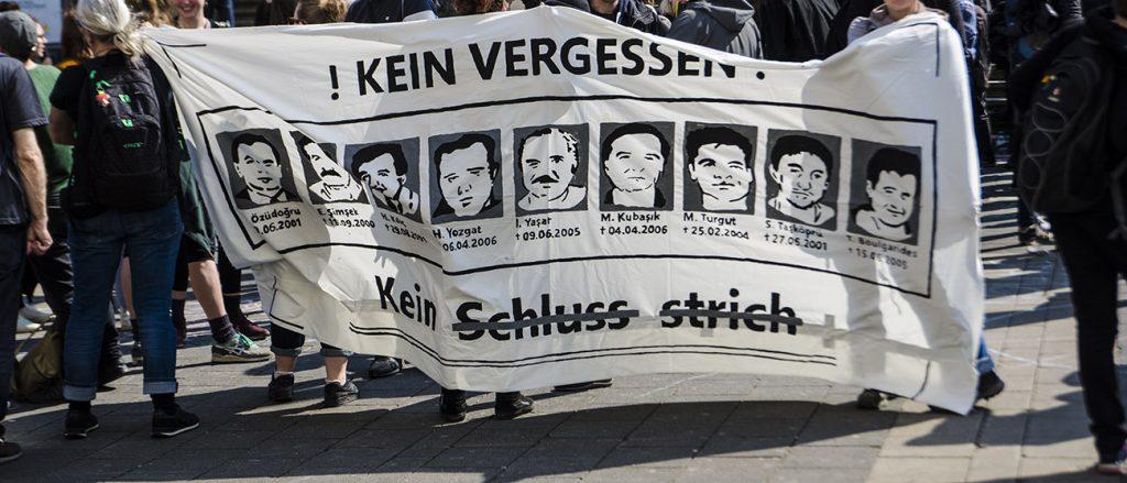 Foto Demonstration Kassel 2019