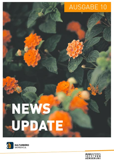 Cover News Update #10, Oktober 2019