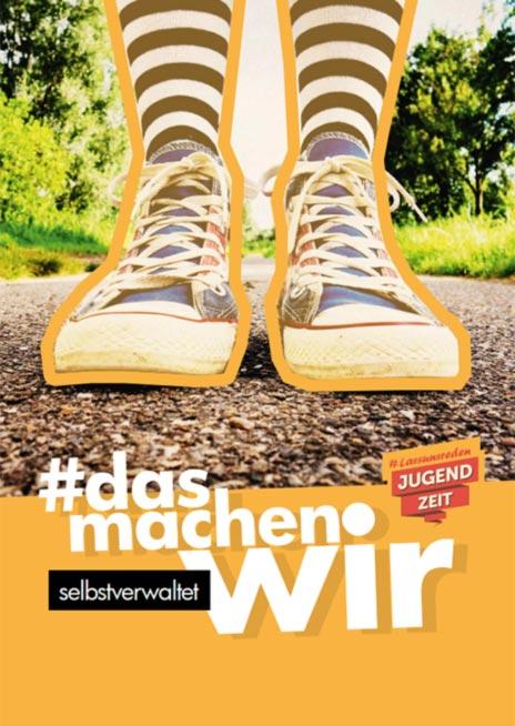 Cover Broschüre #dasmachenwirselbst
